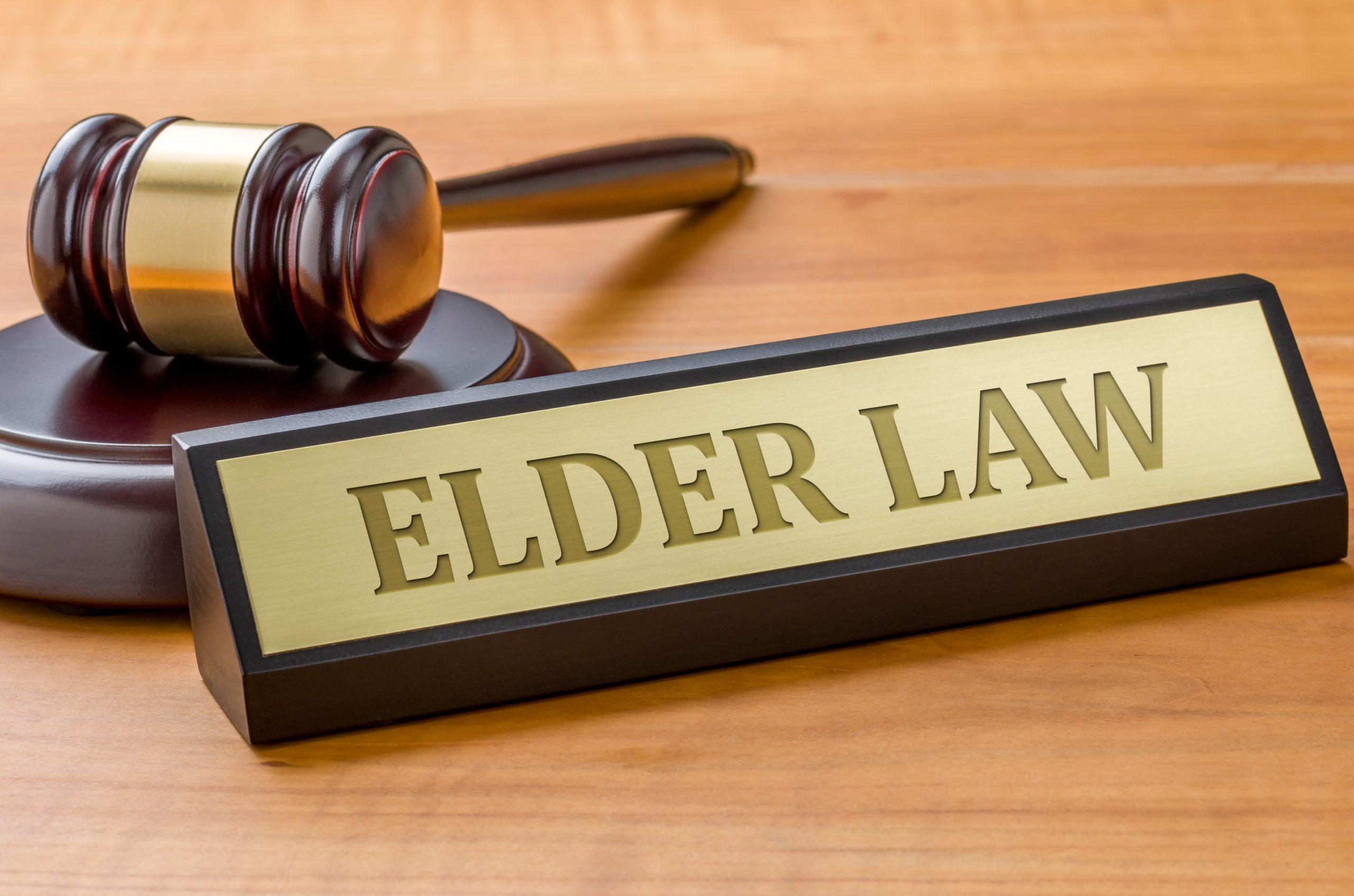 Elder law - California Attorneys